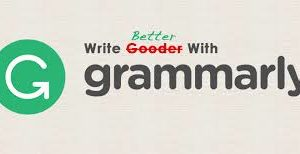 Grammarly Grammar checking software