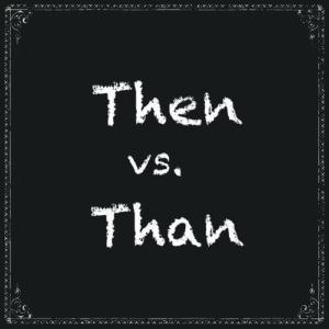 Then vs Than3