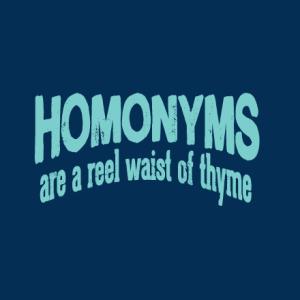 Homonyms1