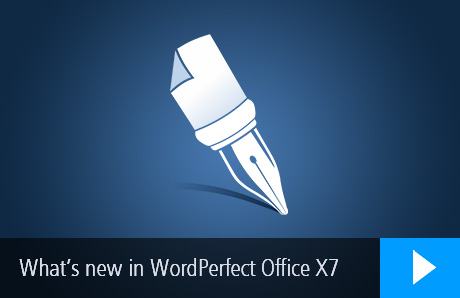 WordPerfectOfficeX7