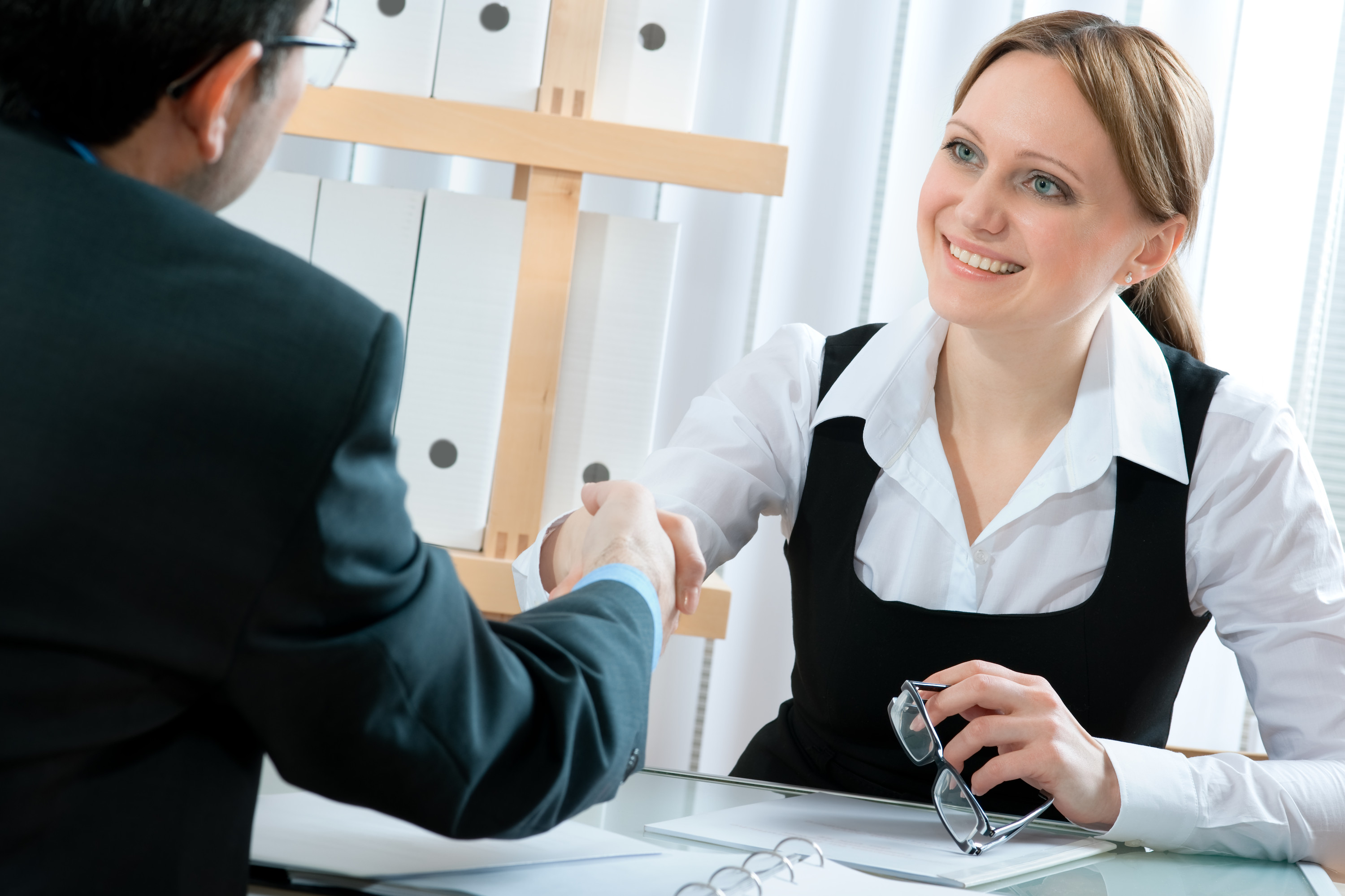 Job interviews can be nerve-wracking