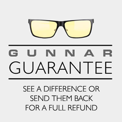 The Gunnar Guarantee doesn't pull any punches.