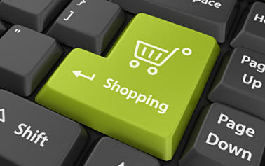 The world of online shopping
