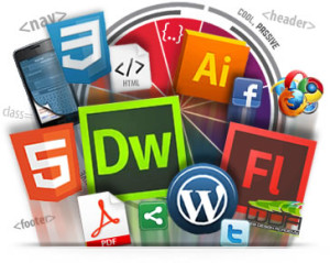 The world of web design