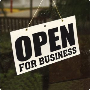 New Businesses Are Constantly Opening