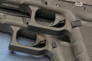 Glock trigger system