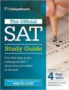 Official 2016 College Board Study Guide