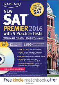 Kaplan New SAT Premier 2016