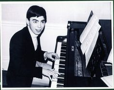 Young Andrew Lloyd Webber