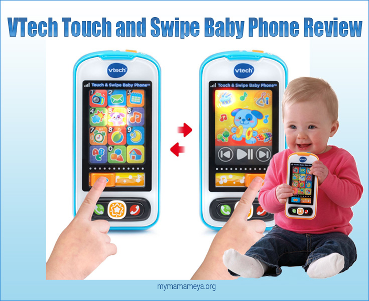 Vtech Touch And Swipe Baby Phone Reviewedumuch