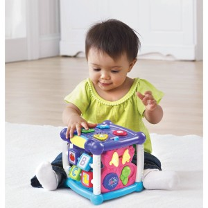 VTech Busy Learners Activity Cube baby