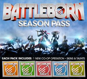 Battleborn Season PassBattleborn Season Pass
