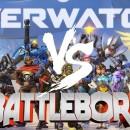 battleborn vs overwatch