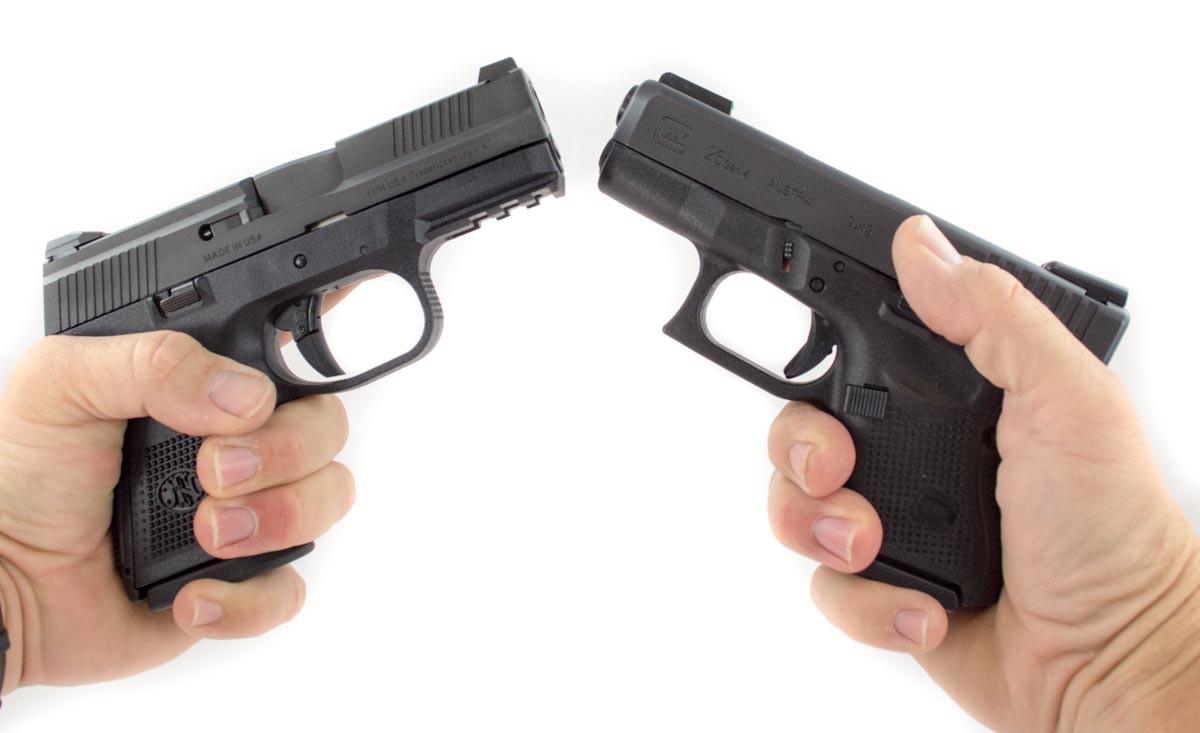 Sig Sauer P226 vs Glock 17 Handgun ReviewEduMuch