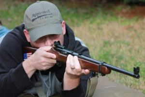 Ruger 1022 shooting