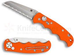Spyderco Autonomy Knife