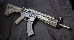 The modern M16