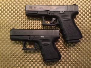 glock 26 vs 19