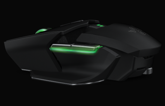 7ca53c0f4f0 The Adjustable Click Force is a new kind of technology from Razer, which is  still awaiting a patent number. Essentially, it allows the user to adjust  the ...