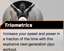 P90x3 Triometrics